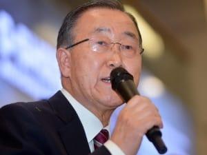 반기문 총장에 보낸 JP 메시지 '실종 사건'