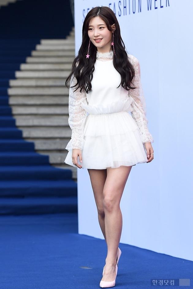 정채연 폰번호 공개…