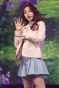 구구단 미나, '나날이 예뻐지네~'