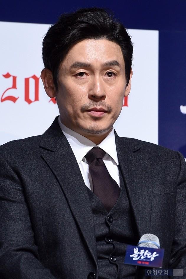 '불한당' 배우 설경구 / 사진=최혁 기자