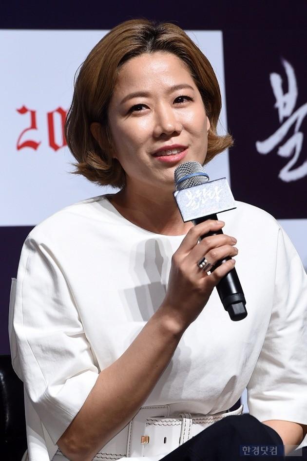 '불한당' 배우 전혜진 / 사진=최혁 기자