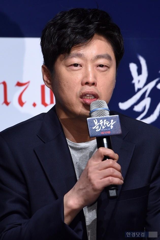 '불한당' 배우 김희원 / 사진=최혁 기자