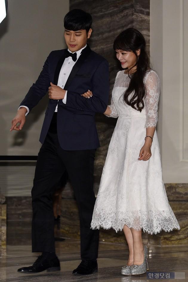 손준호, 김소현 부부 / 사진=최혁 기자