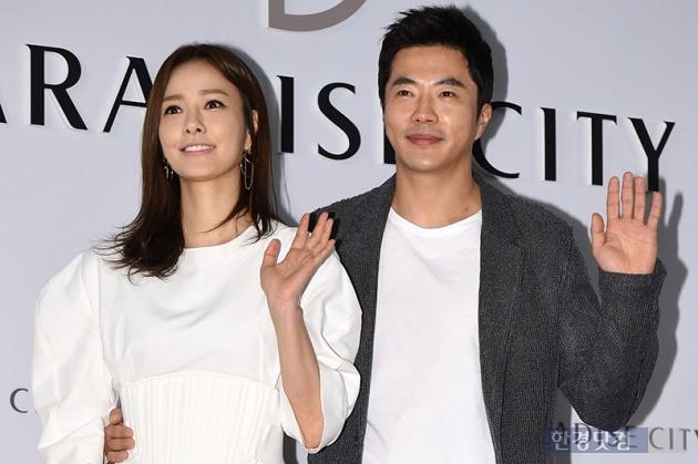 손태영-권상우, '사랑하면 닮아가요~'