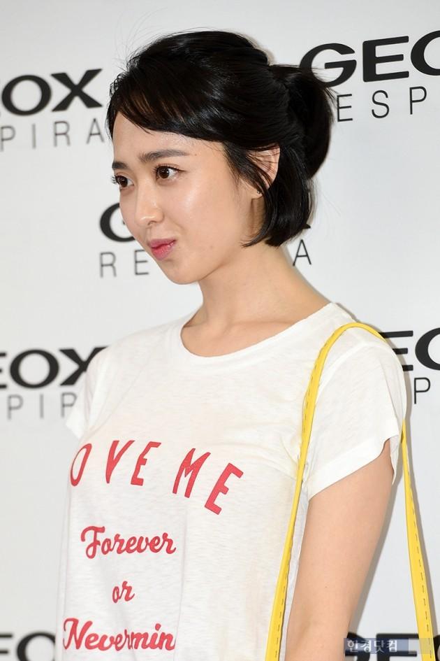 배우 김민정 / 사진=최혁 기자
