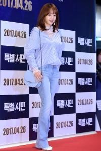 [HEI포토] 김보미, '감탄을 부르는 인형 미모~'