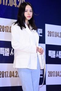 [HEI포토] 민효린, '아름다운 모습에 눈길~'
