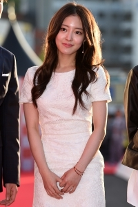 이세영, '전주 밝히는 환한 미모'(전주국제영화제)