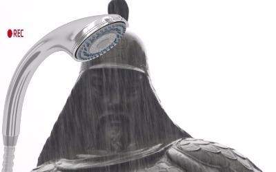 이순신 장군님 목욕하신 날