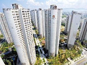 서울 새 아파트일수록 '월세가 대세'…월세 비중 60% 넘는 곳도