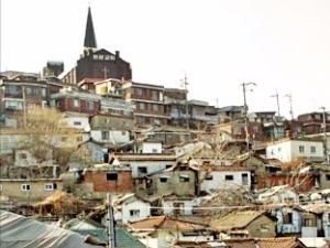 한남동 '꼭대기 교회' 철거 후 하늘공원으로