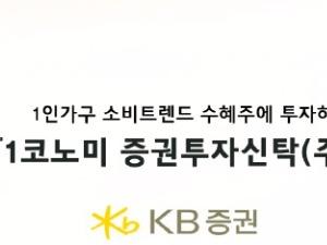 [주목! 이 상품] 간편식·소형가전…1인 가구 수혜주 선별 투자