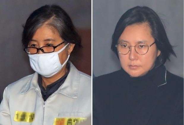 안종범·장시호·김종은 박근혜 뇌물죄 공범서 제외
