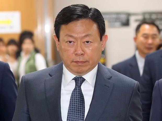 신동빈 롯데 회장 /연합뉴스
