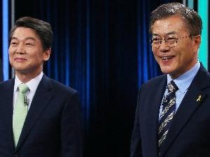23일 대선후보 토론 생중계 시청률 38%