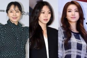 전도연·김민희·김옥빈, 세계 사로잡은 '칸의 여제'