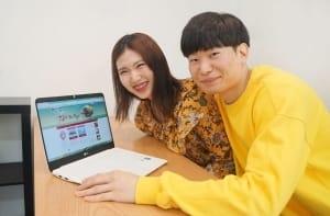 """""""디스플레이가 이런 거였어?""""…LGD 블로그, 방문자 1천만명 돌파"""