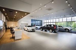 볼보자동차, 서울 방이동 전시장·서비스센터 열어