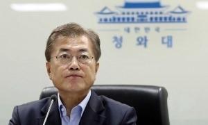 """문재인 대통령 """"윤석열,국정농단 사건 공소유지에 적임자"""""""