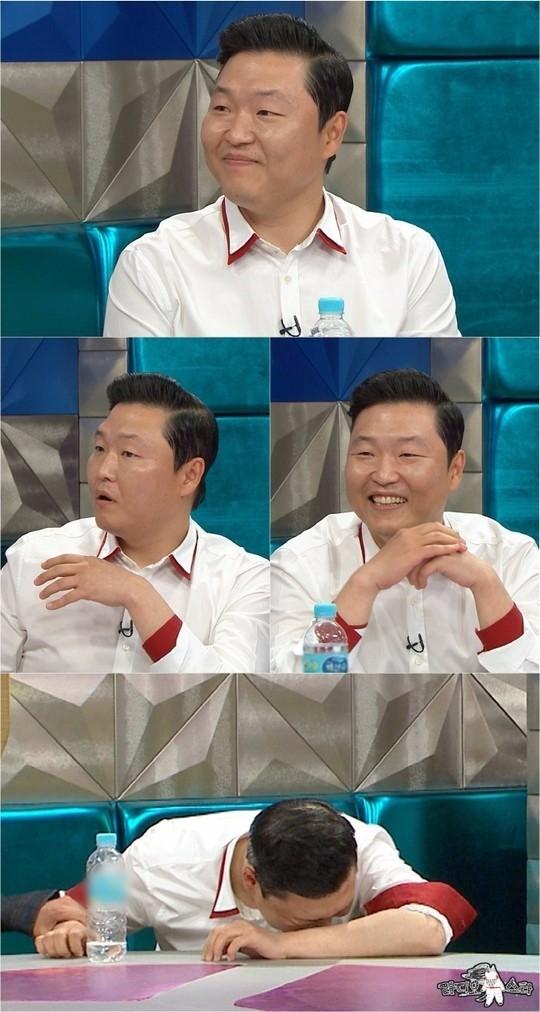 싸이 / 사진=MBC '라디오스타' 제공