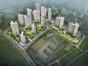 '7억' 훌쩍 넘긴 신길뉴타운, 올해 첫 분양 아파트는 얼마?