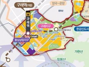 [한강신도시 예미지 뉴스테이②입지]입주 직후 단지 앞 김포도시철도 개통