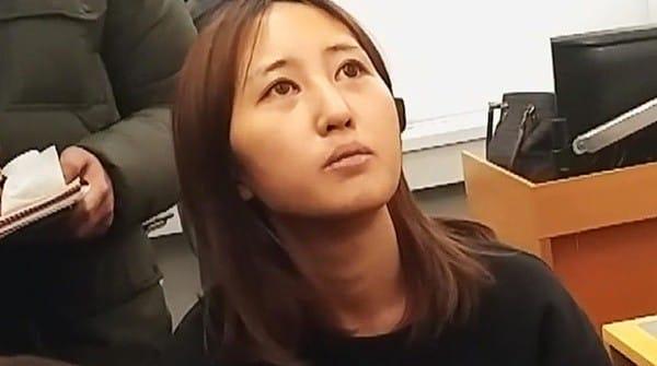 정유라 항소심 철회 /사진=SBS