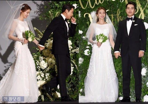 배우 주상욱 차예련 결혼 /사진=최혁 기자