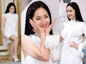 시.선.강.탈! 박민영의 파격 언밸런스 패션