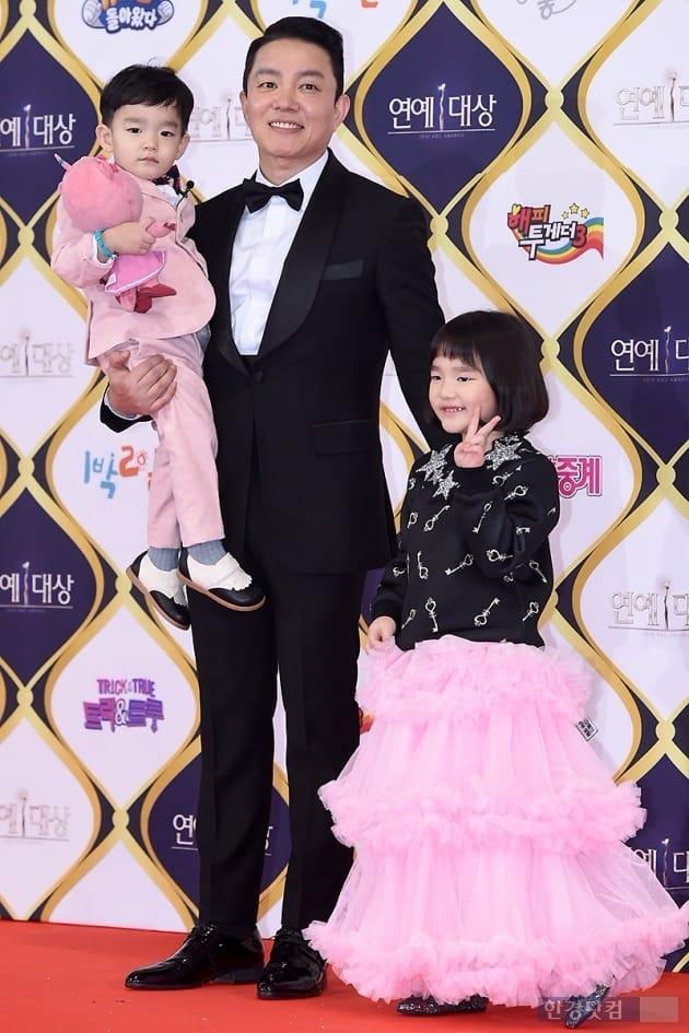이범수 가족, '슈퍼맨' 하차…KBS 측