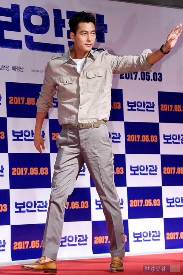 배우 정우성 / 사진=최혁 기자