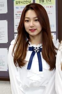구구단 미나, '투표소 예습 왔어요~'