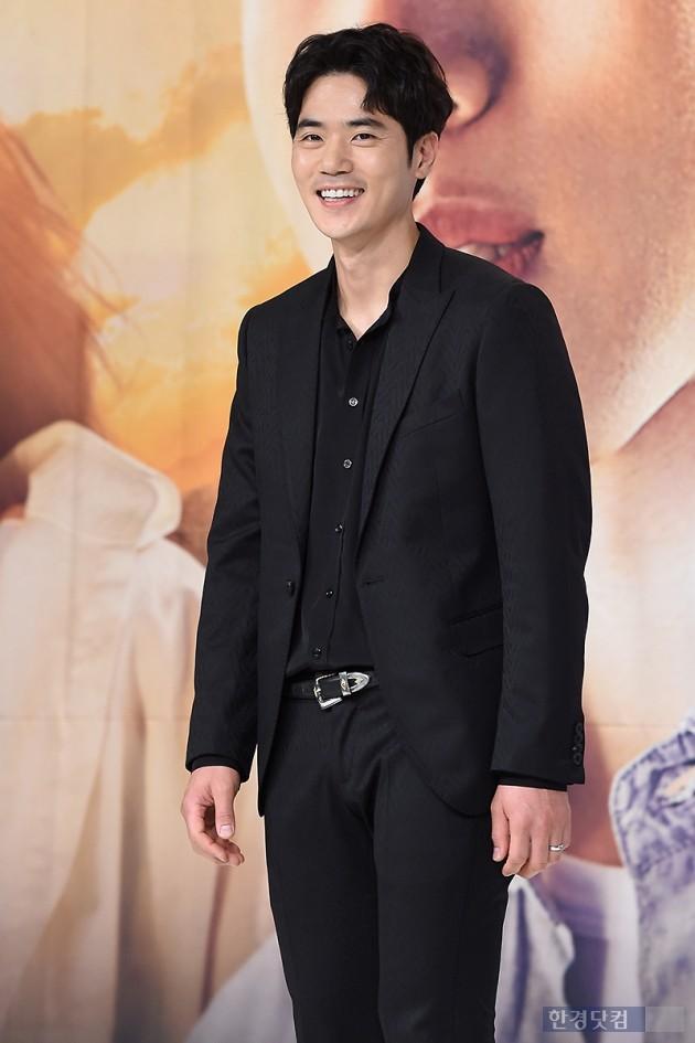 배우 김강우 / 사진=변성현 기자