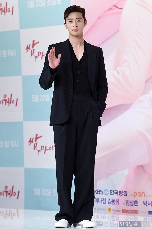 배우 박서준 / 사진=변성현 기자