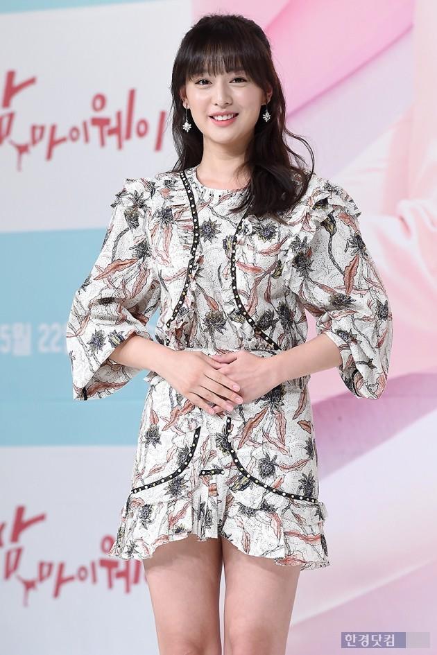 배우 김지원 / 사진=변성현 기자