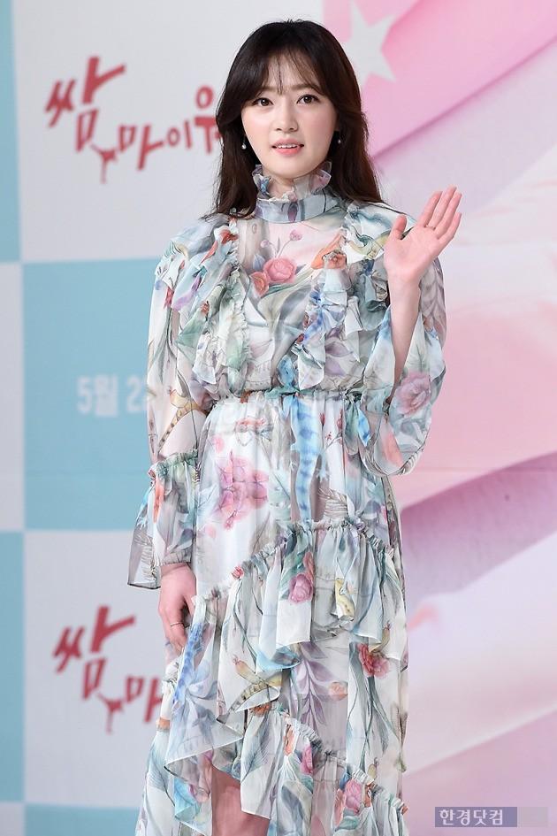 배우 송하윤 / 사진=변성현 기자