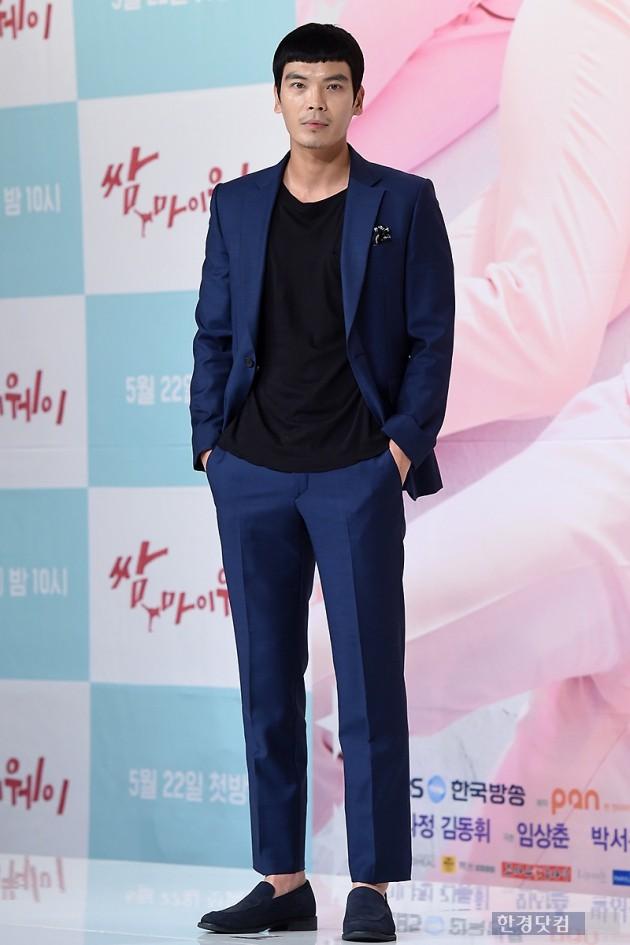배우 김성오 / 사진=변성현 기자