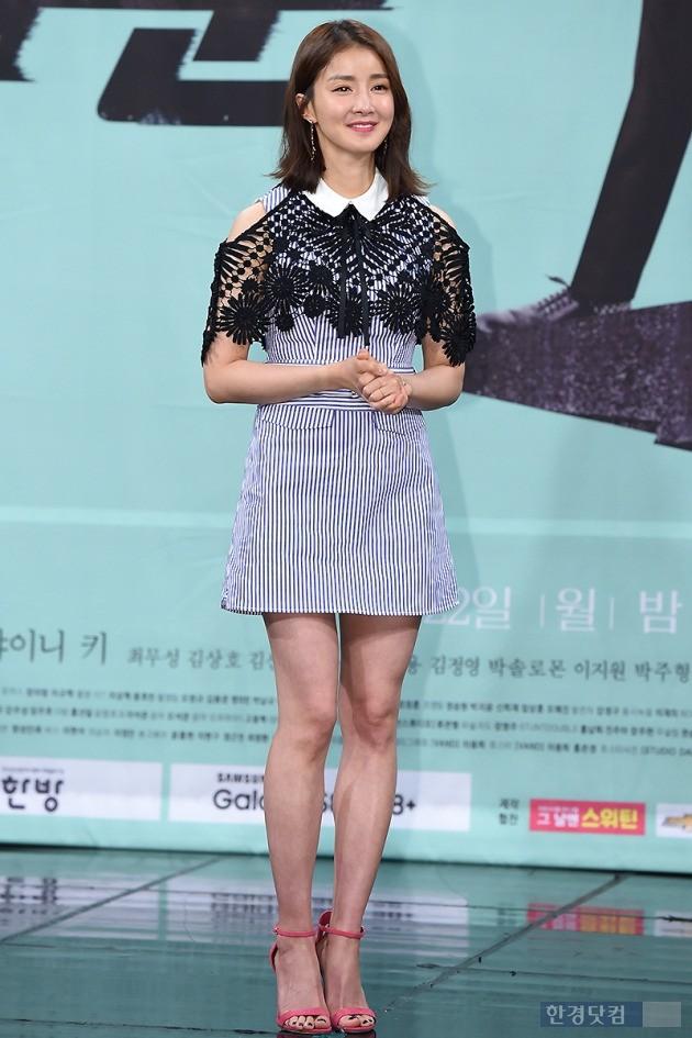 배우 이시영 / 사진=변성현 기자