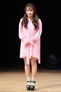 어반자카파 조현아, '핑크빛 원피스 입고 소녀처럼'