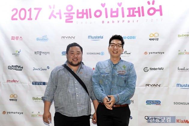 방송인 정범균, 송영길 / 사진=최혁 기자