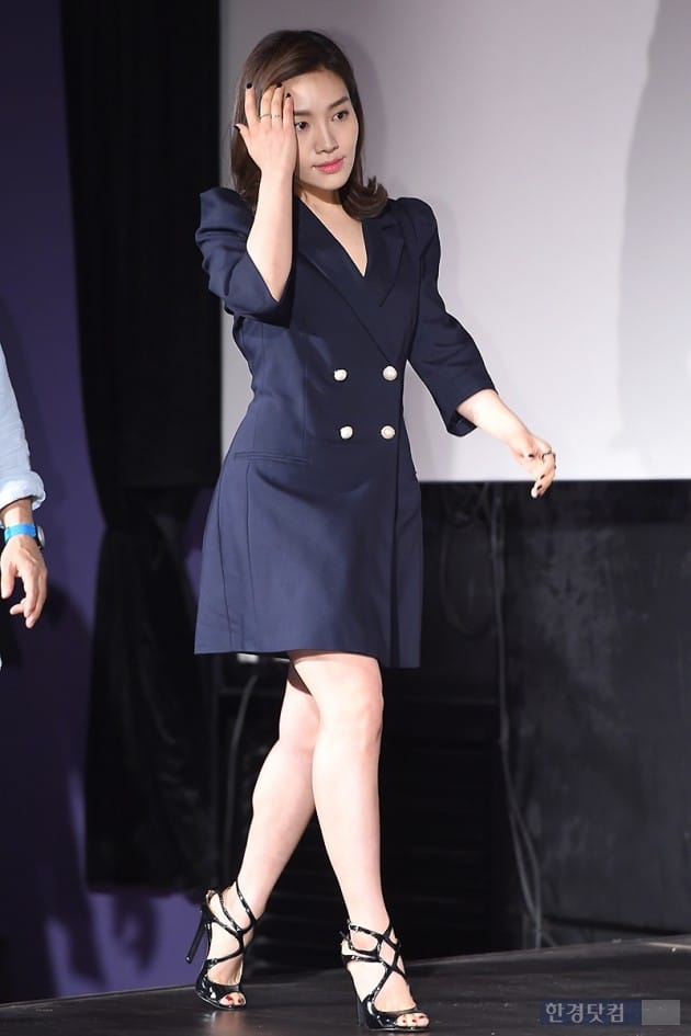 배우 최희서 / 사진=변성현 기자