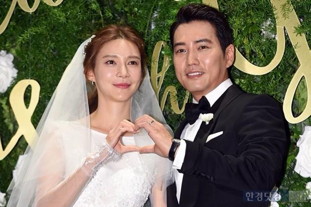 배우 차예련, 주상욱 / 사진=최혁 기자