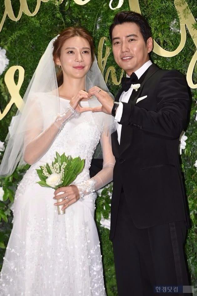 배우 차예련 주상욱 결혼  / 사진=최혁 기자