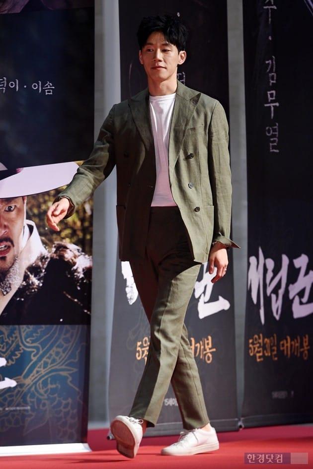 배우 김무열 /사진=최혁 기자