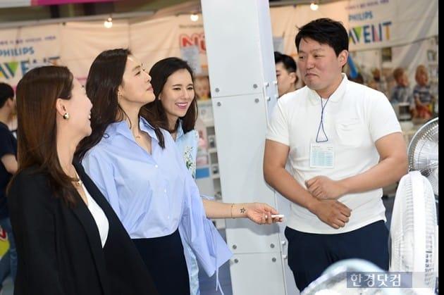 2017 서울베이비페어 / 사진=최혁 기자