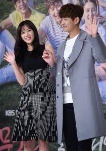 임수향-이창욱, '짝사랑 커플'