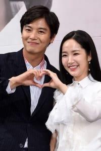 연우진-박민영, '훈훈한 조합'