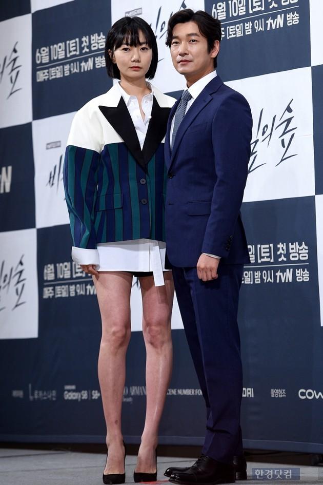 배우 배두나, 조승우 / 사진=최혁 기자