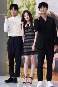 김민재-이세영-윤시윤, '최고의 한방' 기대하세요~