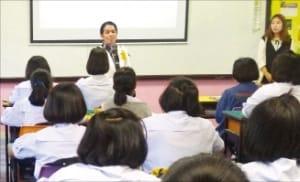 """태국에 파견된 한국 교사들 """"한글 사랑 가르쳐요"""""""